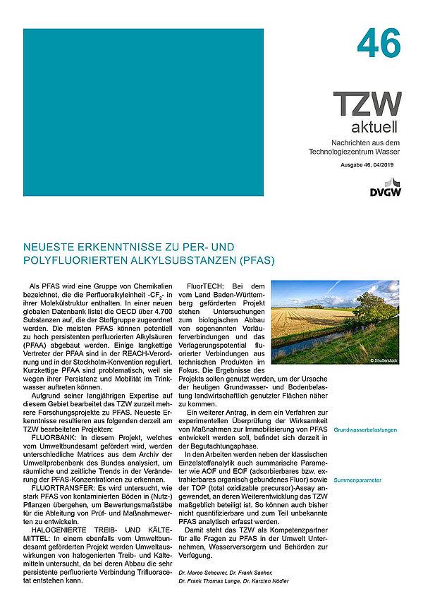 Publications: TZW